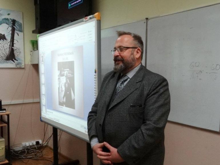 Wykład o prof. Kazimierzu Michałowskim Kliknięcie w obrazek spowoduje wyświetlenie jego powiększenia